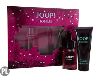 Joop! Homme EDT 30 ML + Shower Gel 75 ML
