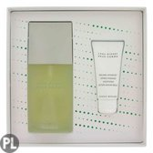 Issey Miyake L'eau D'issey Pour Homme EDT 75 ML + 75 ML Douche Gel