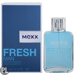 Mexx Fresh Man EDT 50 Ml