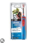 Oral-B Braun 3+ Stages Power Disney Starwars