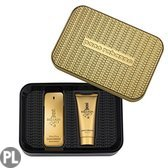 Paco Rabanne 1 Million EDT 100 ML + Douche gel 100 ML