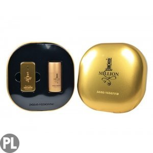 Paco Rabanne 1 Million EDT 50 ML + Deo spray 150 ml
