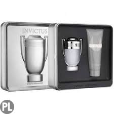 Paco Rabanne Invictus EDT 100 ML + Shower gel 100 ML