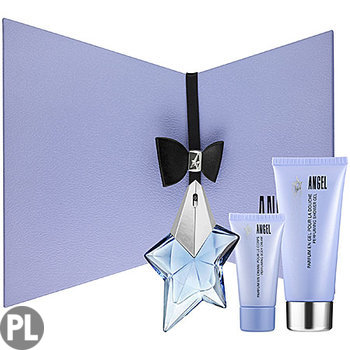Thierry Mugler Angel EDP 25 ml + Bodylotion 30 ml + Douchegel 30ml