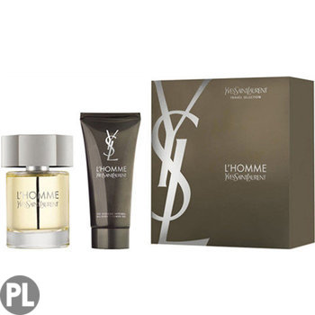 Yves Saint Laurent L'homme EDT 100 ML + Shower gel 100 ML